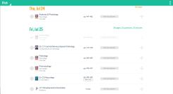 A screenshot of the CramFighter user interface.