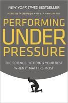 performing under prssure